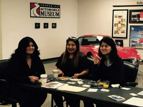 SBEC Breakfast with the Angels - July 2015