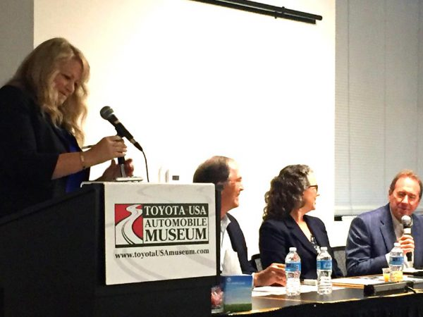 SBEC Hear HER Pitch: Investor Panelists Kristen Hiibner, Stan Tomsic, Julie-Ann Pina and Terry Kay