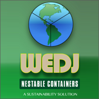 WEDJ Container