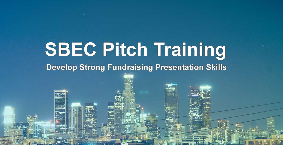 SBEC Pitch Training