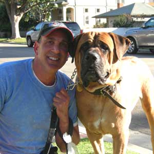 Molosser Apparel: Larry Herman and Rusty